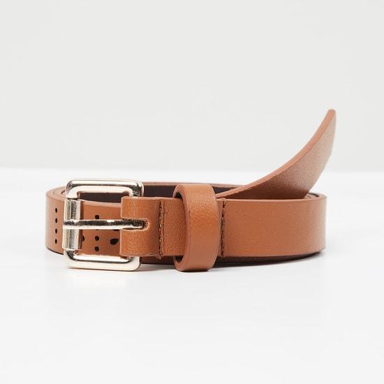 MAX Laser Cut Casual Belt