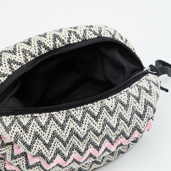 MAX Sequin Embellished Pouch