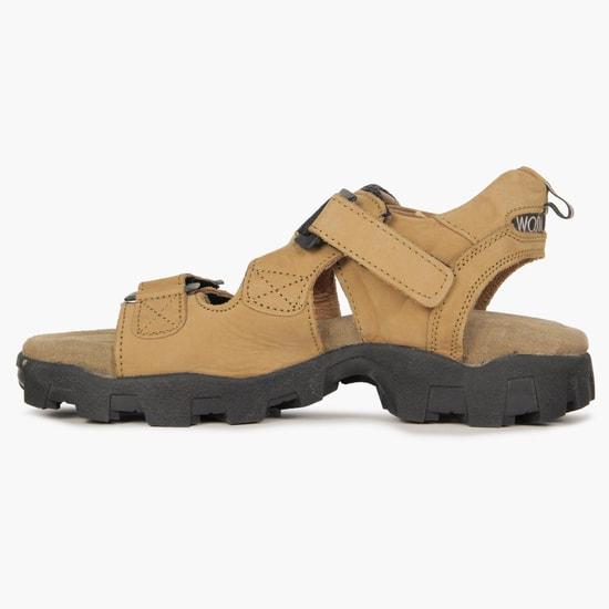WOODLAND Strappy Sandals