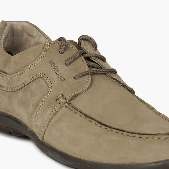 WOODLAND Casual Lace-Ups
