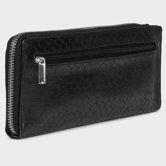 BAGGIT Zip-Up Wallet