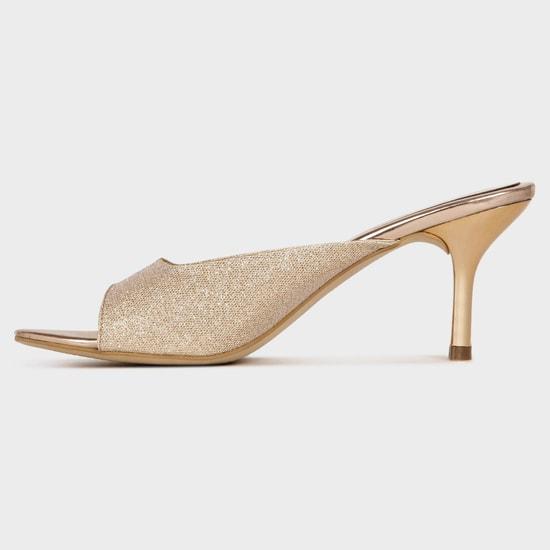 CATWALK Peep-Toe Heels