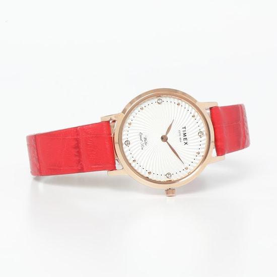 TIMEX Women Water-Resistant Analog Watch - TWEL12704