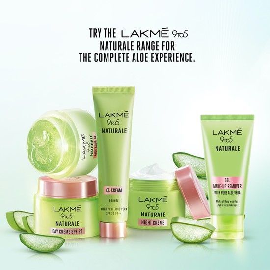 LAKME 9 to 5 Naturale Gel Makeup Remover