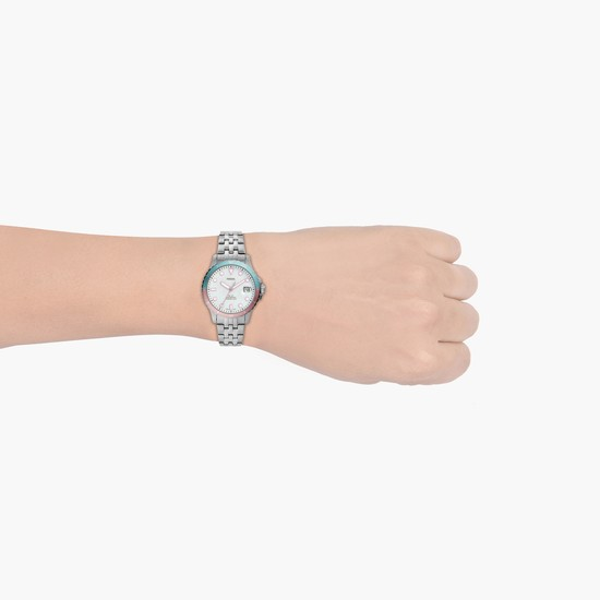 FOSSIL Women Analog Watch with Metal Strap - ES4741
