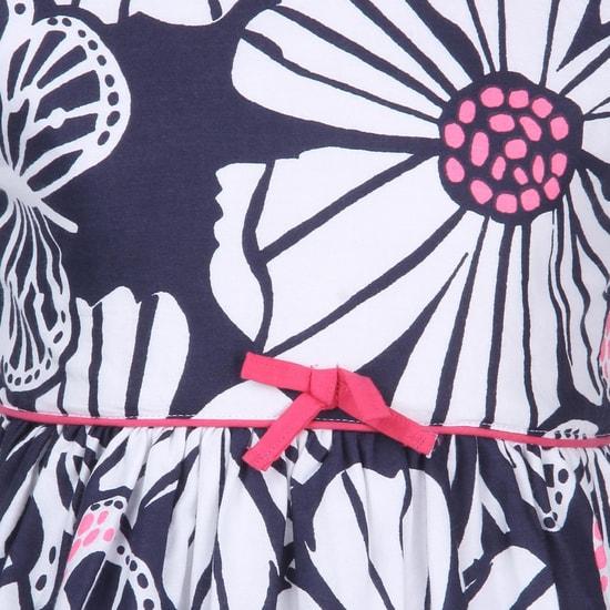 MAX Printed Dress