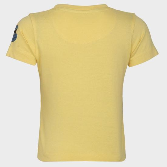 MAX Duster Flight Printed T-Shirt