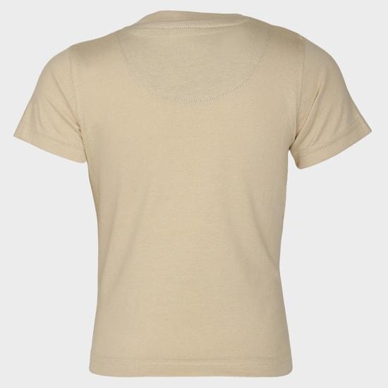 MAX Beauty Flight Printed T-Shirt