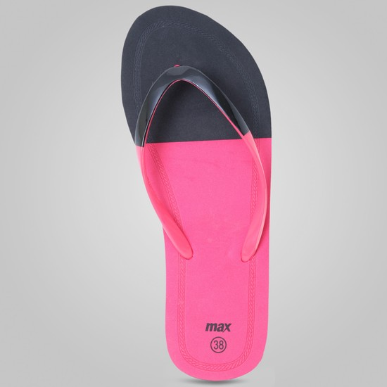 MAX Colour Block Slip-Ons