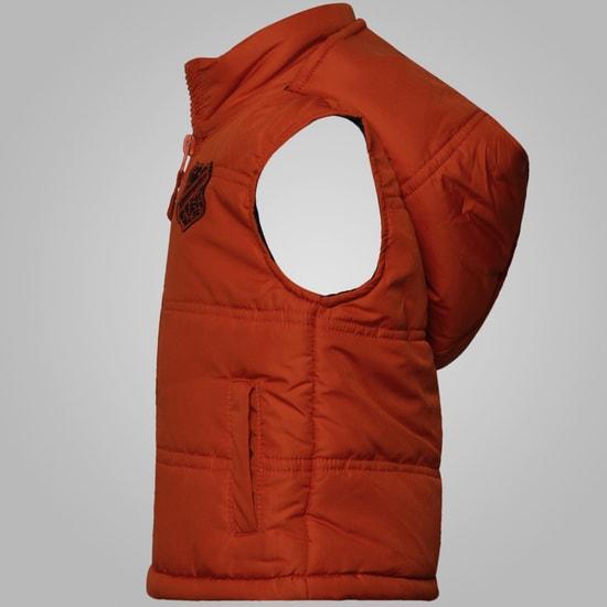 MAX Sleeveless Hooded Jacket