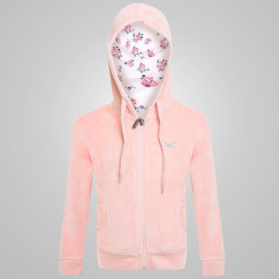 MAX Girls Hooded Sweatshirt