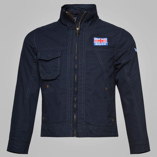 Max Solid Full Sleeves Jacket
