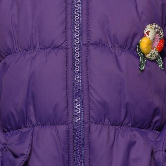 MAX Hooded Zip-Up Jacket
