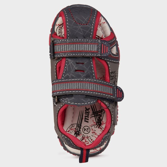 MAX Velcro Floater Sandals