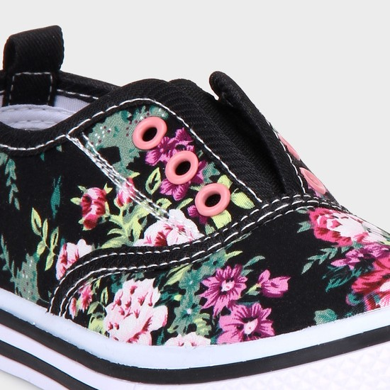 MAX Floral Print Shoes