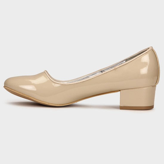 MAX Patent Block Heels