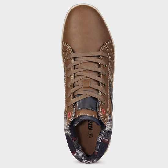MAX High Ankle Lace-Up Shoes