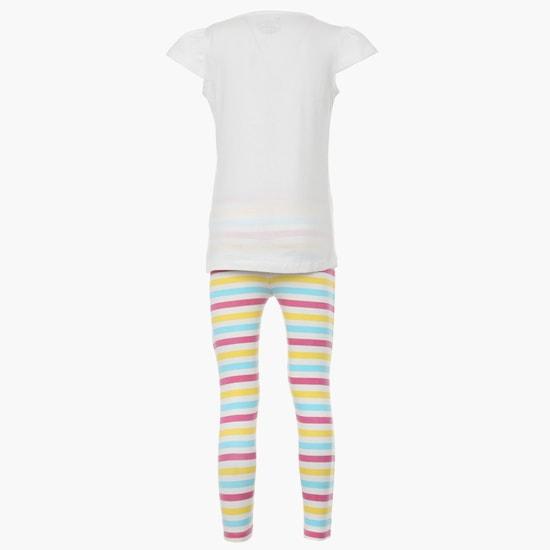 MAX Printed Sleepwear Set