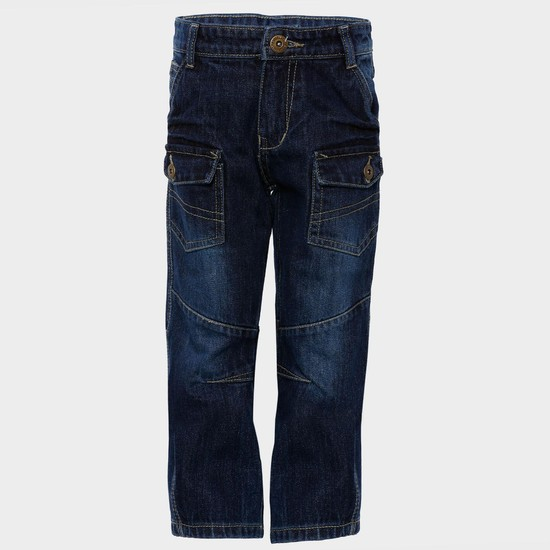 MAX Panel Patch Jeans