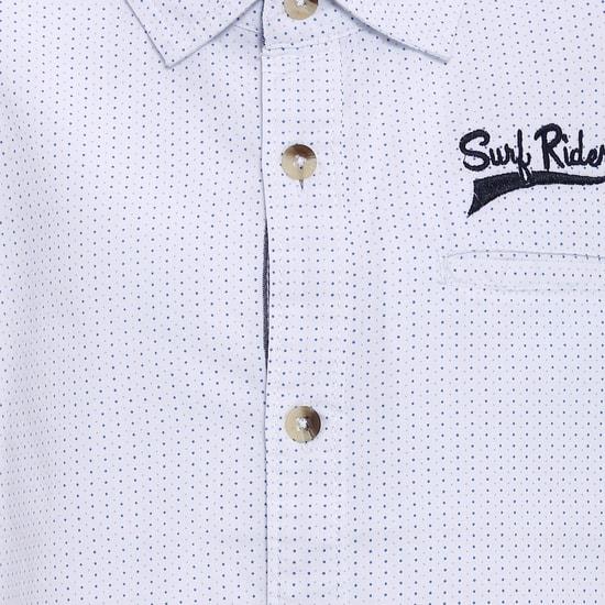 MAX Printed Half Sleeves Shirt