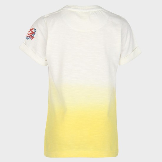 MAX Summer Ombre Cotton T-Shirt