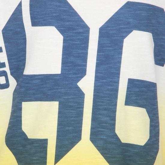 MAX Summer Ombre Cotton T-Shirt