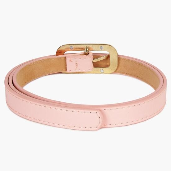 MAX Patent Finish Belt