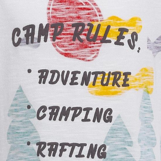 MAX Frosty Print T-Shirt