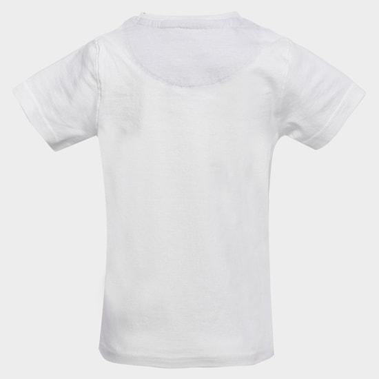 MAX Dino Park Crew Neck T-Shirt