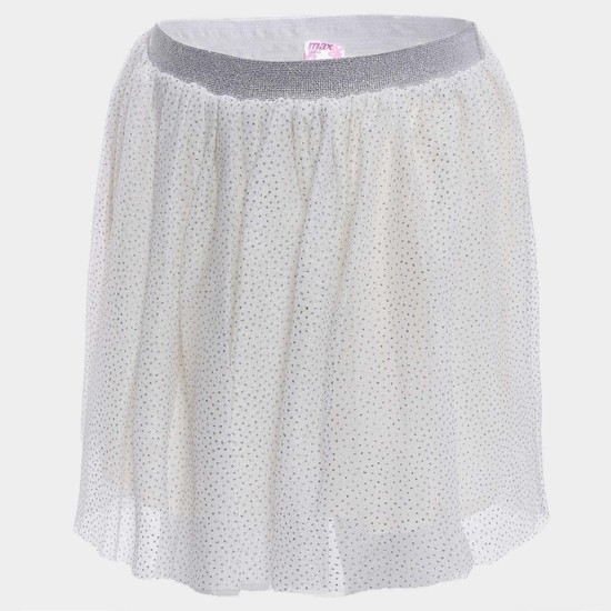 MAX Sparkly Mesh Skirt