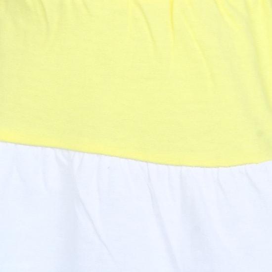MAX Layered Elasticated Waist Skirt