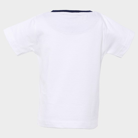 MAX Bulldozer Applique T-Shirt
