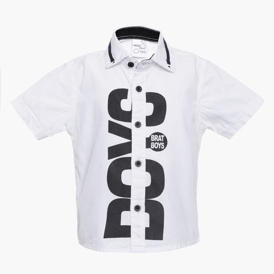 MAX Brat Boys Shirt