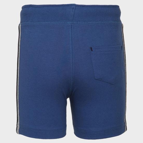 MAX Elasticated Waist Cotton Shorts