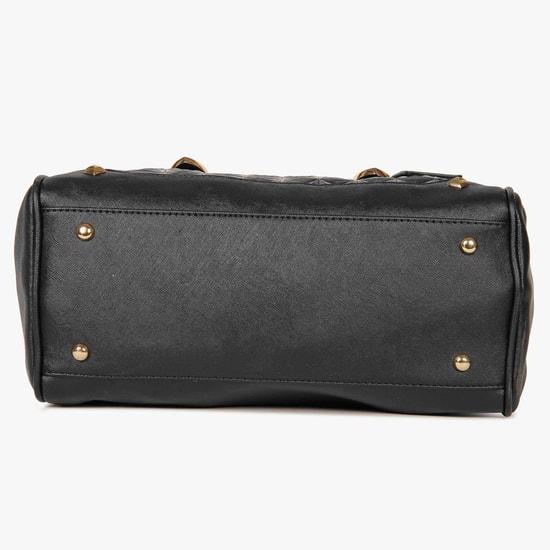 MAX Quilted Adjustable Straps Handbag