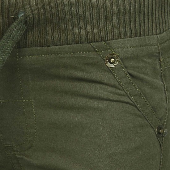 MAX Elasticated Waist Cargo Pants