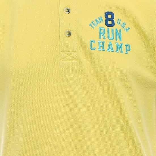 MAX Lemony Polo Neck T-Shirt