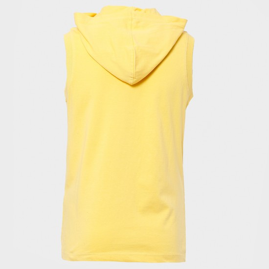 MAX Sleeveless Hooded T-Shirt