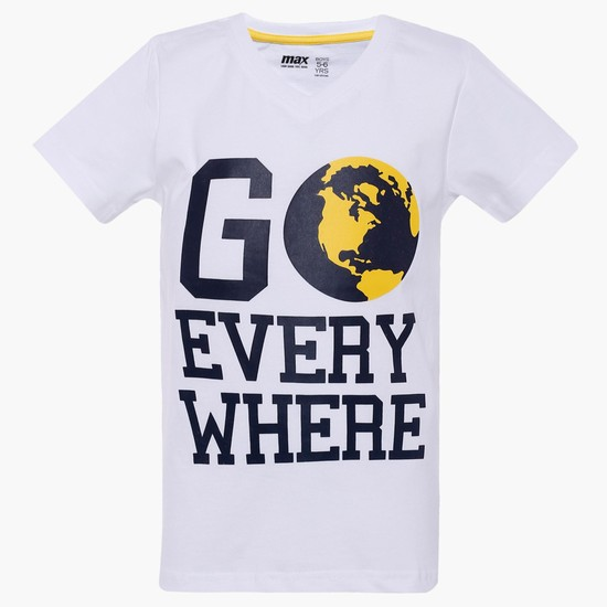 MAX Go Everywhere V-Neck T-Shirt