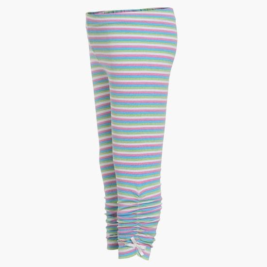 MAX Striped Leggings