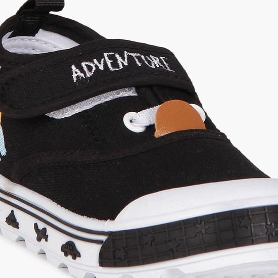 MAX Velcro Strap Boys Shoes