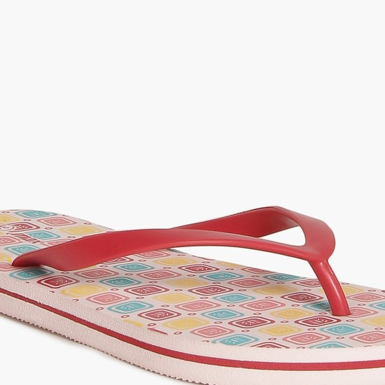 MAX Cubes Print Slippers