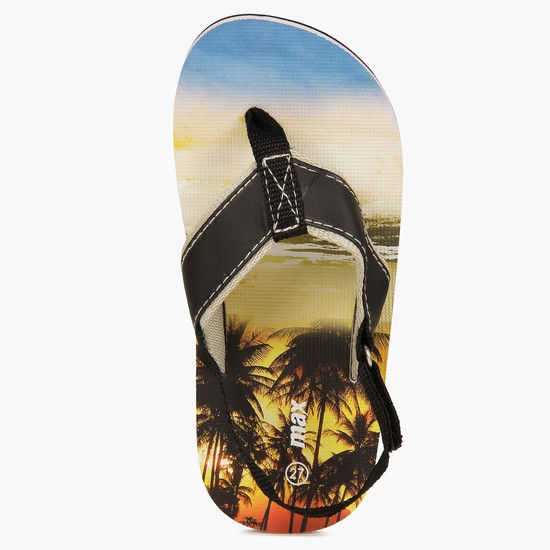 MAX Digital Print Flip Flops