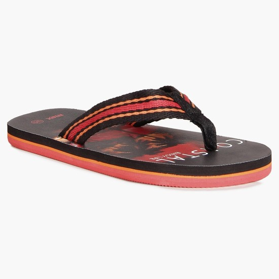 MAX Coastal Holiday Flip-Flops