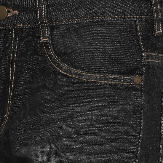 MAX Whiskered Wash Jeans