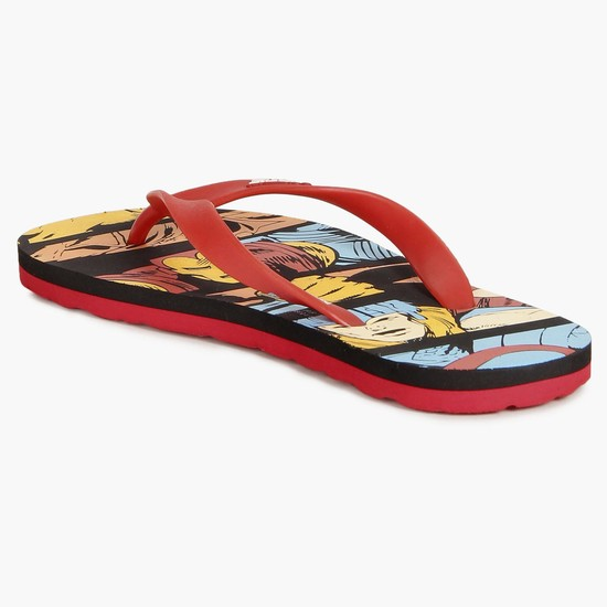 MAX Marvel Theme Slippers