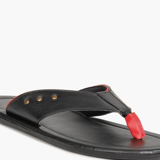 MAX Casual V-Strap Flats