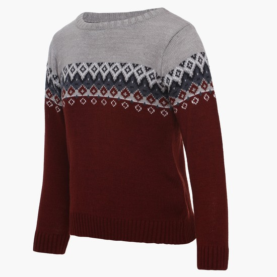 MAX Full Sleeves Sweater