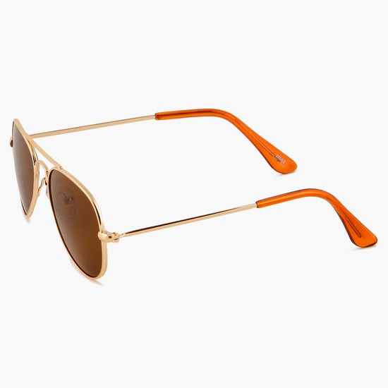 MAX Earthy Kids Aviator Sunglasses