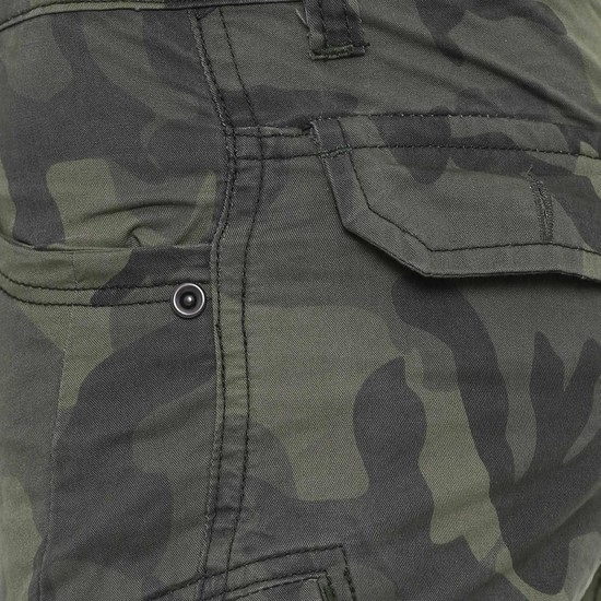 MAX Camouflage Print Trackpants